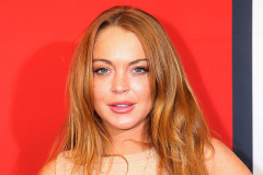 LINZ, AUSTRIA - JULY 26:  Lindsay Lohan attends the press conference during 'Weisses Fest 2014' on July 26, 2014 in Linz, Austria.  (Photo by Monika Fellner/Getty Images)