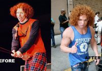 What happened to Carrot Top